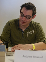 Author photo. By Yves Tennevin - Own work, CC BY-SA 3.0, <a href=&quot;https://commons.wikimedia.org/w/index.php?curid=38584020&quot; rel=&quot;nofollow&quot; target=&quot;_top&quot;>https://commons.wikimedia.org/w/index.php?curid=38584020</a>