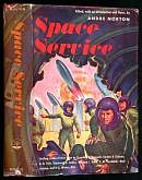 Space Service by Andre Norton