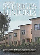 Sveriges historia: 1920-1965 by Yvonne…