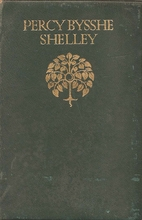 Poems of Shelley by Percy Bysshe Shelley
