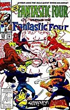 Fantastic Four [1961] #374 by Tom DeFalco