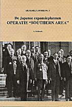 De Japanse expansieplannen Operatie Southern…