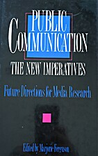 Public Communication - The New Imperatives:…