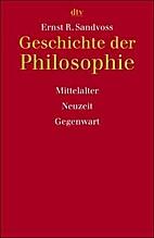 Geschichte der Philosophie II. Mittelalter,…