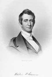 Author photo. From an 1854 publication<br>Courtesy of the <a href=&quot;http://digitalgallery.nypl.org/nypldigital/id?1229091&quot;>NYPL Digital Gallery</a><br>(image use requires permission from the New York Public Library)