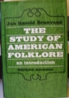 The Study of American Folklore: An…