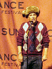 Author photo. Credit: jpvargas (Flickr user), 2006, <br>Sundance Film Festival