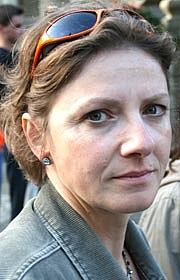 Author photo. Sarah Bosse