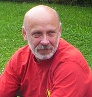 Author photo. Paweł Dembowski