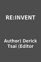 RE:INVENT by Author) Derick Tsai (Editor