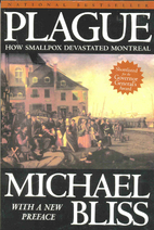 Plague : a story of smallpox in Montreal by…