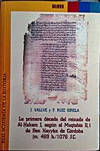 La primera década del reinado de Al-Hakam…