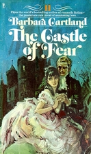 The Castle of Fear by Barbara Cartland