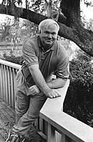 Author photo. Author Pat Conroy