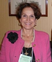 Author photo. Haywood Smith at SIBA