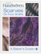 Best of Handwoven: Scarves on Four Shafts…