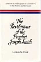 The Revelations of the Prophet Joseph Smith:…