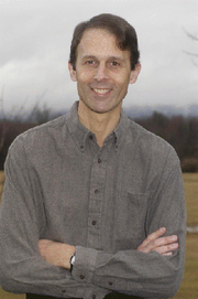 Author photo. Michael Zide / Amherst, MA, 2004.