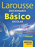 Diccionario escolar etimológico by Victor…