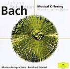 Musical Offering BWV 1079, Sonata No.2 BWV…