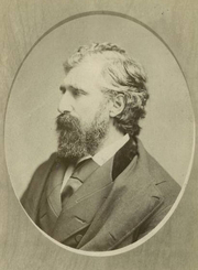 Author photo. Photo by George Gardner Rockwood<br>Courtesy of the <a href=&quot;http://digitalgallery.nypl.org/nypldigital/id?102710&quot;>NYPL Digital Gallery</a><br>(image use requires permission from the New York Public Library)