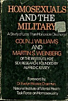 Homosexuals and the military ; a study of…