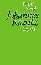 Johannes Krantz; Erzählungen in einem…