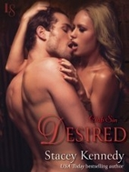Desired (Club Sin, #3) by Stacey Kennedy