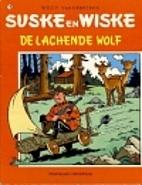 De lachende wolf by Willy Vandersteen