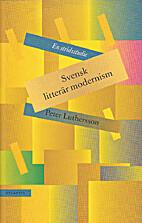 Svensk litterär modernism : en…