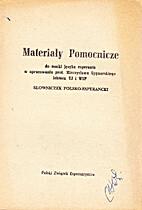 Materiały pomocnicze do nauki jezyka…