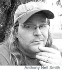 Author photo. Victor Gischler ~ Photo by Anthony Neil Smith