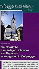 Die Pfarrkirche zum Heiligen Johannes von…