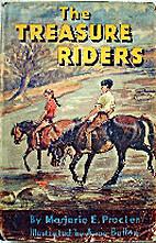 The Treasure Riders by Marjorie Elspeth…