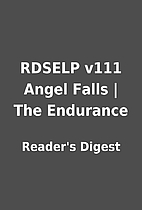 RDSELP v111 Angel Falls | The Endurance by…