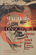 Matters of Conscience: Conversations with…