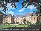Histoire Du Chateau De Meung-sur-Loire