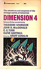 Dimension 4 by Groff Conklin
