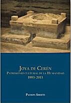 JOYA DE CERÉN: patrimonio cultural de la…