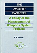 The amateur managers : a study of the…