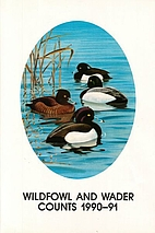 Wildfowl and wader counts 1989 - 1990 : the…