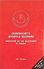 Chandrakirti's Sevenfold Reasoning:…