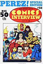 Comics Interview magazine