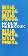 Nahum and Habakkuk : a mini commentary on…