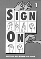 Sign on: basic signs used by Irish deaf…