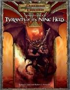 Fiendish Codex 2: Tyrants of the Nine Hells…