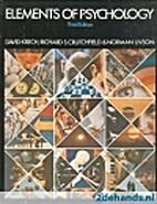 Elements of psychology by David Krech