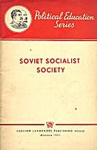 Soviet socialist society