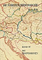 Habsburgermonarchie 1848-1918. Parts 1-5 in…