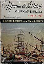 Moreau de St. Méry's American journey by M.…